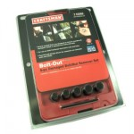 Craftsman Bolt-Out 6 pc. Damaged Bolt/Nut Remover Set